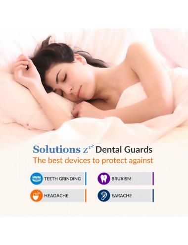 Solutions ZZZ aide pour les problème dentaires, pour le bruxisme